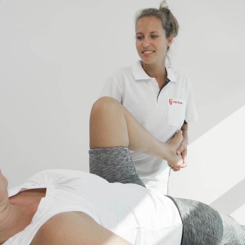 Orthopedische revalidatie oefeningen