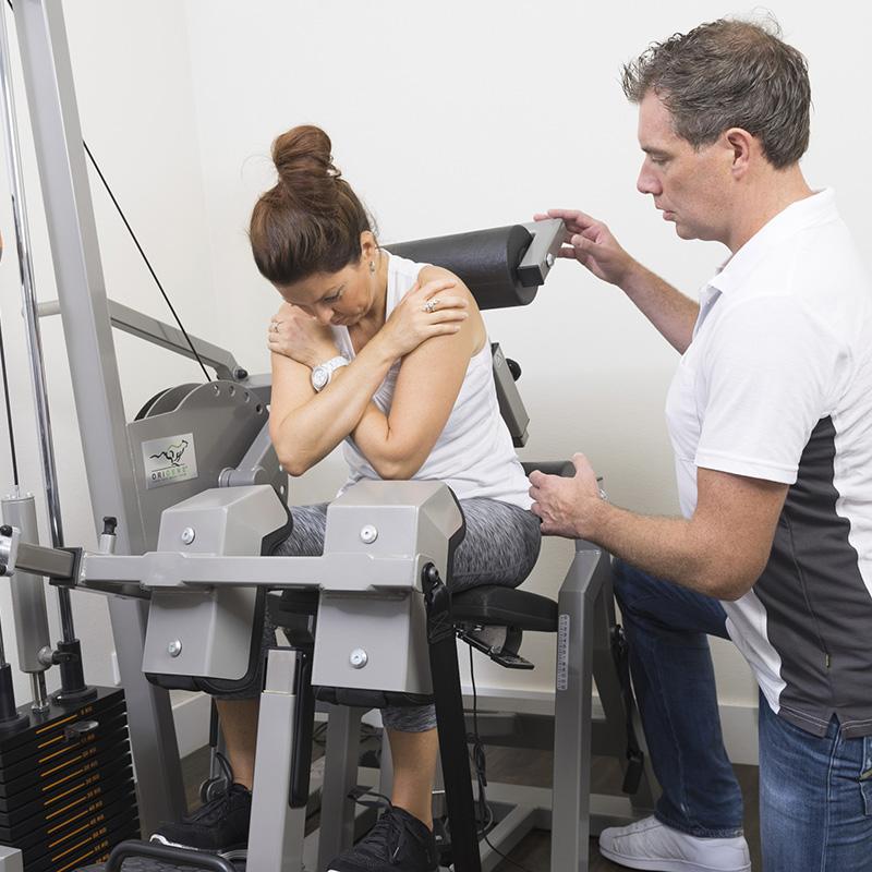 Oefeningen bij lage rugpijn